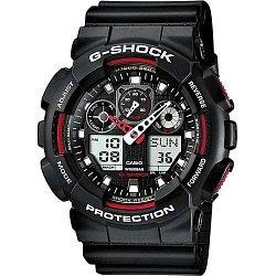 Часы наручные Casio G-shock GA-100-1A4ER
