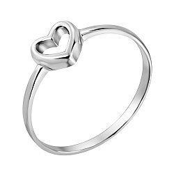 Золотое кольцо в белом цвете 000053284