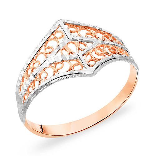 Кольцо из золота Тироль SUF--153471