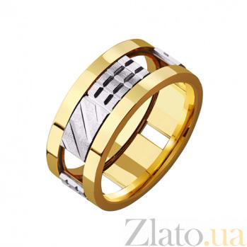 Золотое обручальное кольцо Любовная игра TRF--4411621