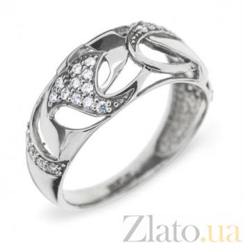 Золотое кольцо с бриллиантами Columba R 0372