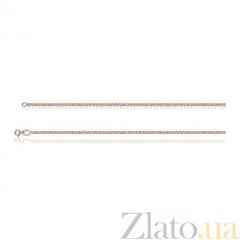 Золотая цепочка Бисмарк, 3 мм EDM--Ц013-2