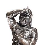 Серебряная братина Русский богатырь