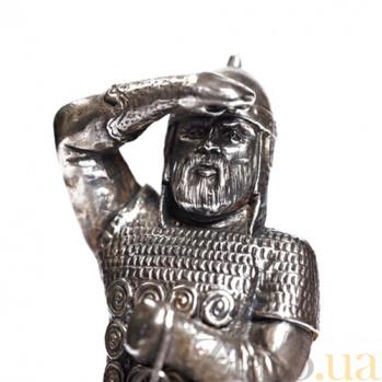 Серебряная братина Русский богатырь 1252
