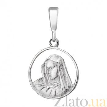 Серебряная ладанка Гармония 000025365