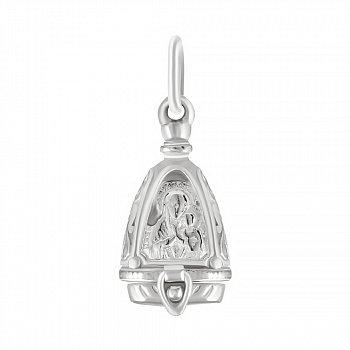 Серебряная ладанка Высшая любовь 000025376