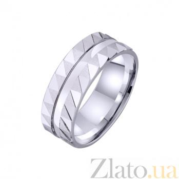 Золотое обручальное кольцо Путеводная звезда TRF--421730