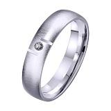 Золотое обручальное кольцо Сердечный союз