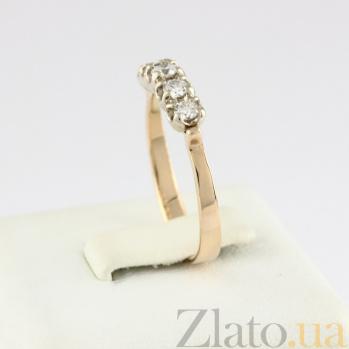 Золотое кольцо с бриллиантами Енисей VLN--122-1264