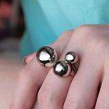 Серебряное кольцо Миалия