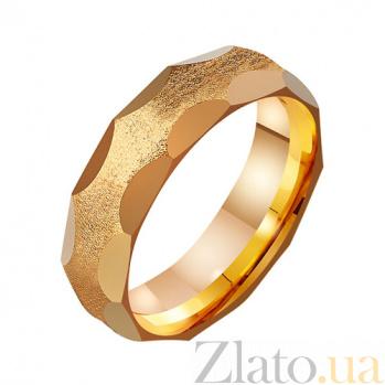Золотое обручальное кольцо Вечная нежность TRF--4111098