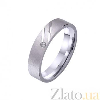 Золотое обручальное кольцо Идеальный брак TRF--422221
