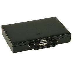 Черный кейс для украшений Monaco 000010026