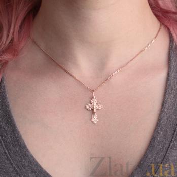 Крестик с распятием Свобода 000001145