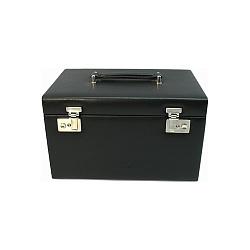 Черная шкатулка для украшений Classic 000010024