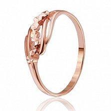 Серебряное кольцо Найрият с позолотой