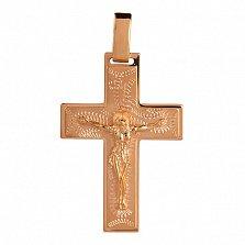 Золотой крест Цвет Христа