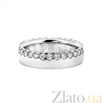 Золотое кольцо с бриллиантами Рыцарь и королева 000029704