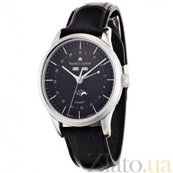 Часы Maurice Lacroix коллекции Les Classiques Phase de Lune MLX--LC6068-SS001-33E