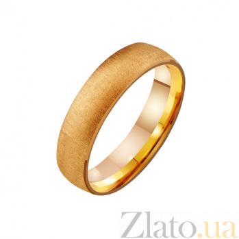 Золотое обручальное кольцо Сильные чувства TRF--4111306