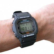 Часы наручные Casio G-shock DW-5600E-1VQ