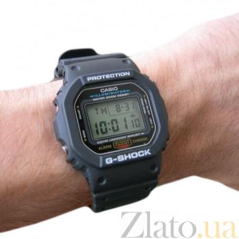 Часы наручные Casio G-shock DW-5600E-1VQ 000082903