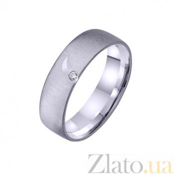 Золотое обручальное кольцо Счастье в зените TRF--422242