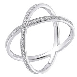 Серебряное кольцо Лилу