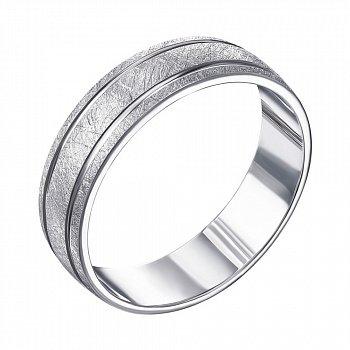 Срібна обручка 000119335