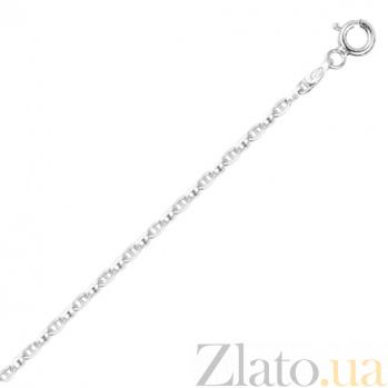 Серебряный браслет Перу, 19 см 000027473