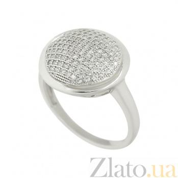 Серебряное кольцо с фианитами Алиса 3К543-0021