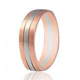 Золотое обручальное кольцо Тайна нежности