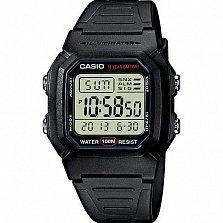 Часы наручные Casio W-800H-1AVES