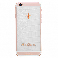 Apple iPhone 6S Nobless розовый