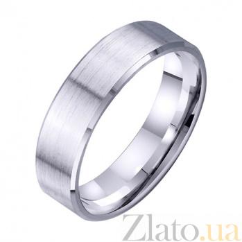 Золотое обручальное кольцо Милый друг TRF--4211739