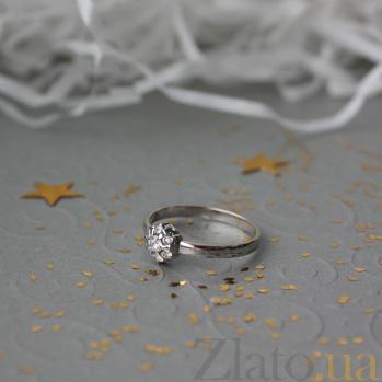 Золотое кольцо с бриллиантами Тамила PTL--3к491/21