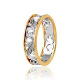 Золотое кольцо с бриллиантами Амалия