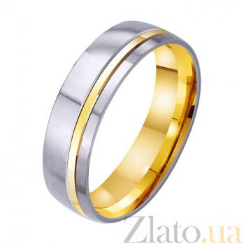 Золотое обручальное кольцо Мир TRF--4511745