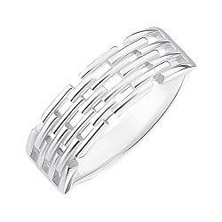 Серебряное кольцо 000148561