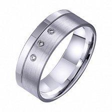 Золотое обручальное кольцо Смысл жизни