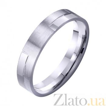 Золотое обручальное кольцо Заветная мечта TRF--4211307