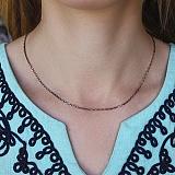 Серебряная цепочка Имидж