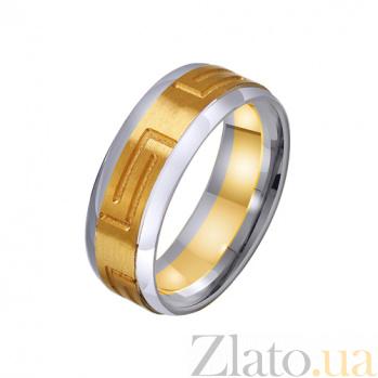 Золотое обручальное кольцо Империя TRF--451711