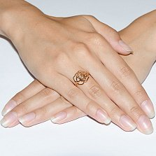 Золотое кольцо Чайная роза