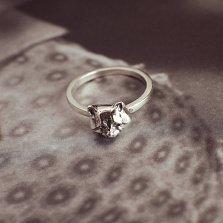 Кольцо на фалангу «Енот большой» 13-14