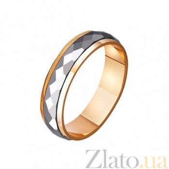 Золотое обручальное кольцо Айрин TRF--421168