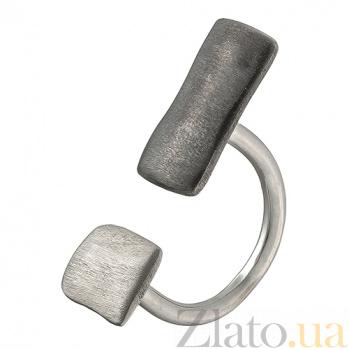 Серебряное кольцо Электро К2-2
