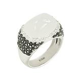 Золотое кольцо с бриллиантами Сабрина