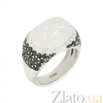 Золотое кольцо с бриллиантами Сабрина 1К103-0021