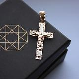 Золотой крест Алмазный